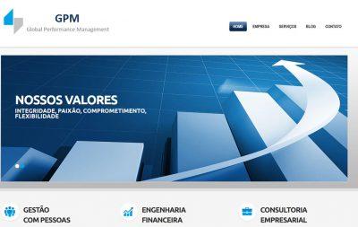 Imagem do Site da GPM Global Performance