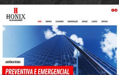 Imagem do Site da Honix Elevadores