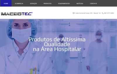Imagem do Site da Maceió TEC