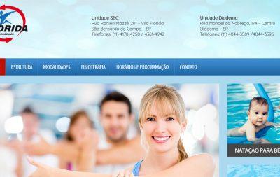 Imagem do Site da Academia Flórida