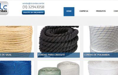 Imagem do Site da CLC Cordas