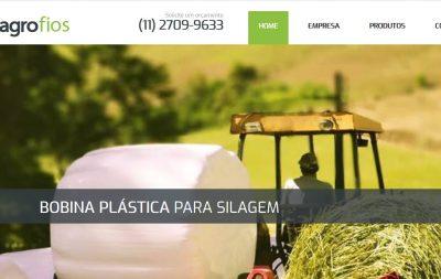 Imagem do Site da Agrofios