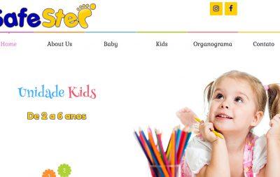 Imagem do Site da Safe Step