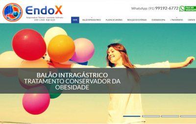 Imagem do Site da EndoX Balão Gástrico
