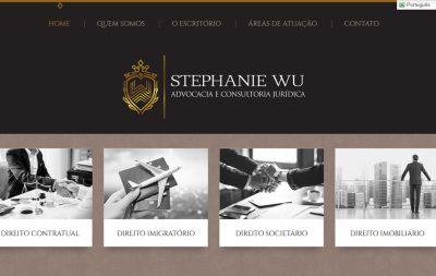 Imagem do Site da Stephanie Wu Advocacia