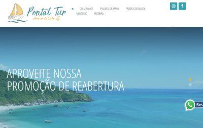 Imagem do Site da Pontal Tur