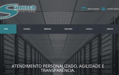 Imagem do Site da Samtech Systems
